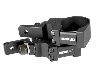 Assault Industries 90o UTV Top Tube Light Bar Mount Brackets 101005MC1421
