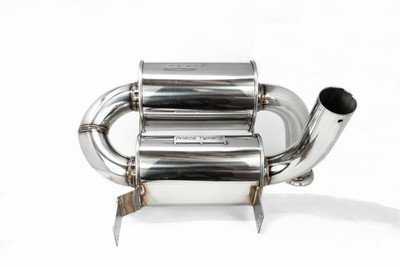 Force Turbos 17-19 Can-Am X3 Tamed Turbo Back Exhaust Force Turbos 3276