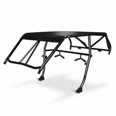 Cognito Motorsports Polaris Recreation Roll Cage 4-Seat Black Intrusion Bars 360-90100