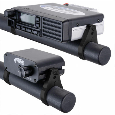 Rugged Radios Bar Mount for Intercoms Radios and Accessories BM