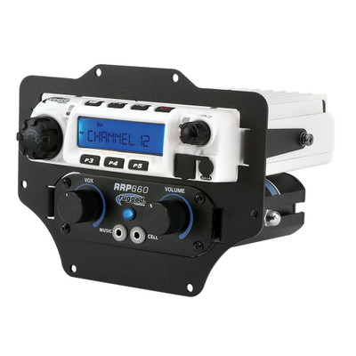 Rugged Radios Honda Talon 1000R/1000X Radio and Intercom Mount MT-TALON-RM60