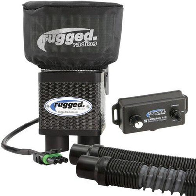 Rugged Radios M3 Two Person Pumper with Hoses and Variable Speed Controller MAC3.2-BUNDLE-PLUS
