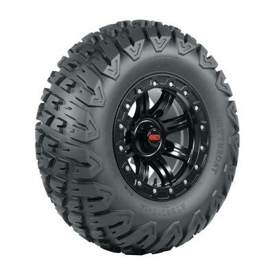 GMZ Race Products Cutthroat UTV Tires 28X10R14 CT281014AT