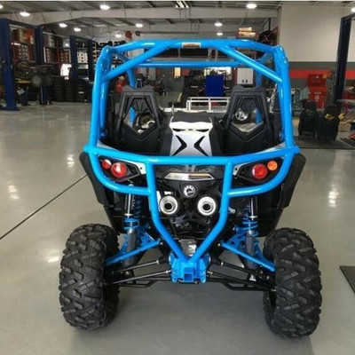CT Race Worx Maverick XDS/XRS Turbo High Mount Rear Bumper CT-MAV-4160