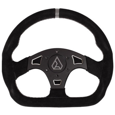 Assault Industries Ballistic D Suede UTV Steering Wheel Raw 100005SW1231
