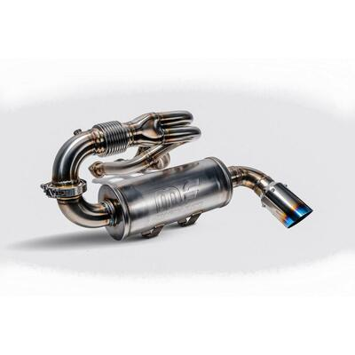 Agency Power 18 Textron Wildcat XX Header and Exhaust System AP-TEX-XX-170