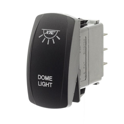XTC Carling LED Rocker Switch - Dome Lights SW11-00103009
