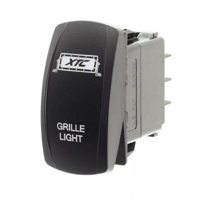 XTC Carling LED Rocker Switch - Grille Light Bar SW11-00101003