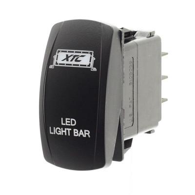 XTC Carling LED Rocker Switch - LED Light Bar SW11-00101004