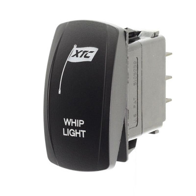 XTC Carling LED Rocker Switch - Whip Light SW11-00109024