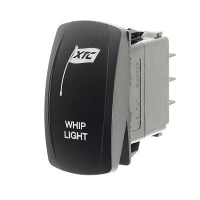 XTC Carling LED Rocker Switch - Whip Light SW11-00109024