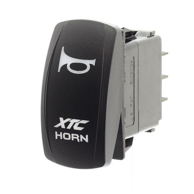 XTC Carling LED Rocker Switch - XTC Horn Momentary SW12-00102016
