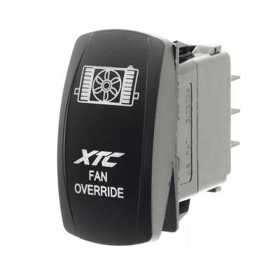 XTC Carling LED Rocker Switch - XTC Fan Override SW11-00110012