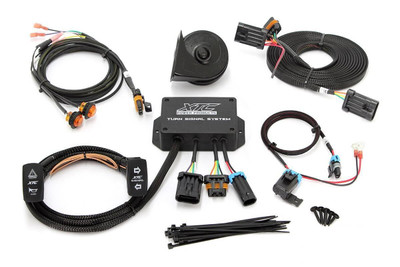 XTC Can-Am Defender Plug and Play Turn Signal System w/ Horn Uses Factory Brakes TSS-DEF