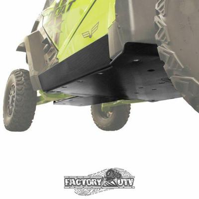 Factory UTV Textron Wildcat XX Three Eighths Inch UHMW Rock Sliders WCXX38SLDR