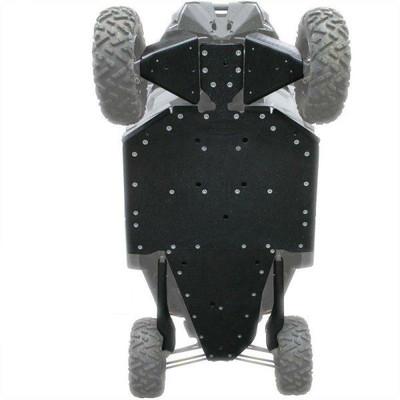 Factory UTV Can-Am Maverick X3 Ultimate Half Inch UHMW Skid Plate Kit MX3Ult-12