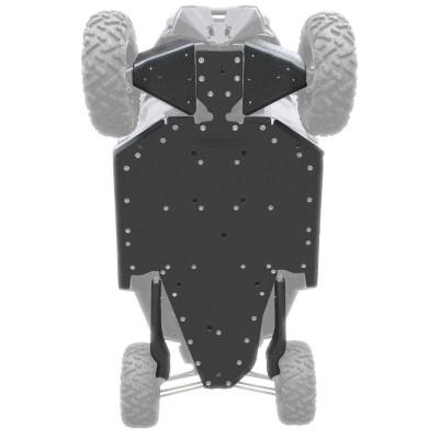 Factory UTV Can-Am Maverick X3 Ultimate Three Eights UHMW Skid Plate Kit MX3Ult-38