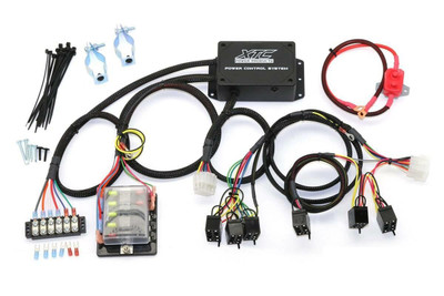 XTC Can-Am X3 Plug and Play 6 Switch Power Control System Switches Sold Separate PCS-64-MAV-NS