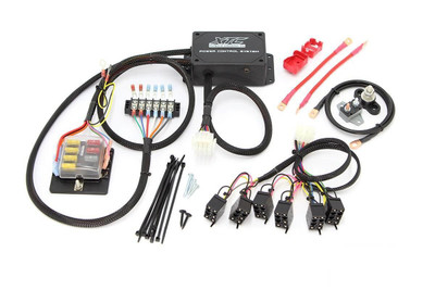 XTC 2019 Turbo S/2019 RZR XP Plug and Play 6 Switch Power Control System Switches Sold Separate PCS-64-TSX-NS