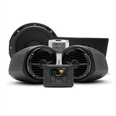 Rockford Fosgate Polaris General Stereo Kit Stage 3 GNRL-STAGE3