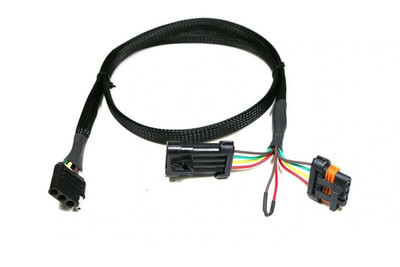 XTC Polaris General/2019 Ranger XP Plug and Play OEM Harness to 4-Pin Flat Trailer Connector POL-4H-TRAOUT
