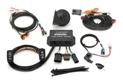 XTC Universal Plug and Play Turn Signal System w/ Horn TSS-UNI