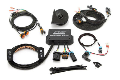 XTC Universal Plug and Play Turn Signal System w/ Horn - Uses OE Brake Lights TSS-UNI-I