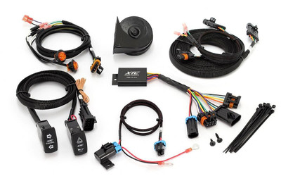 XTC Plug and Play Self Cancel Turn Signal System w/ Horn - OEM Interface Wires ATS-UNI-I