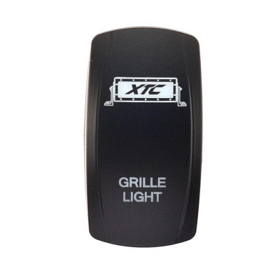 XTC Contura V Rocker No Switch - Grille Light Bar SW00-00101003
