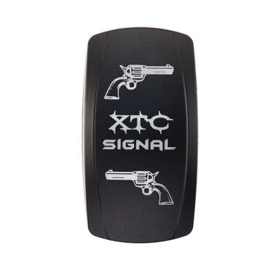 XTC Contura V Rocker No Switch - Turn Signal - XTC Western Vertical SW00-00143023