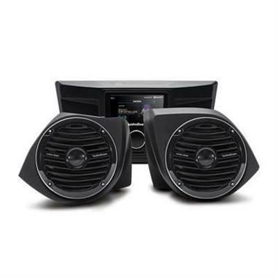 Rockford Fosgate Yamaha YXZ1000R Stereo Kit Stage 2 YXZ-STAGE2