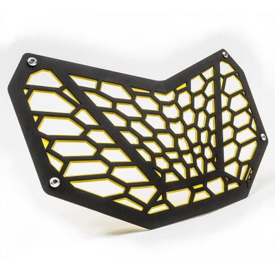 Agency Power 17-19 Can-Am X3 Premium Grill Yellow AP-BRP-X3-635-BY
