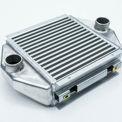 Agency Power 17-19 Maverick X3 Silver Intercooler Upgrade AP-BRP-X3-108S