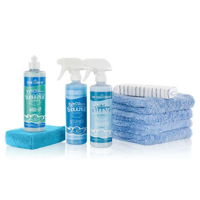 Shine Supply Boat Maintenance Detail Kit