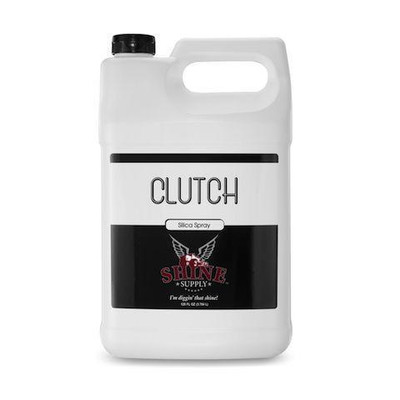 Shine Supply Clutch Silica Spray - Gallon