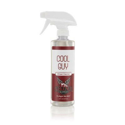 Shine Supply Cool Guy Wheel Cleaner - 16 oz