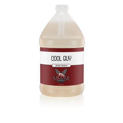 Shine Supply Cool Guy Wheel Cleaner - Gallon