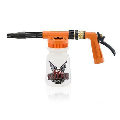 Shine Supply Garden Hose Foam Gun