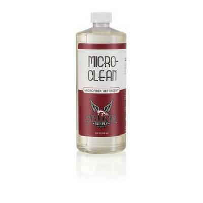 Shine Supply Micro-Clean Microfiber Cleaner - 32 oz