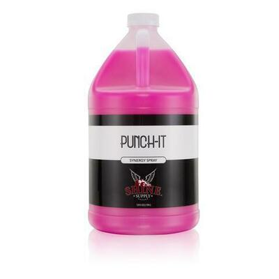 Shine Supply Punch-It Detail Spray - Gallon