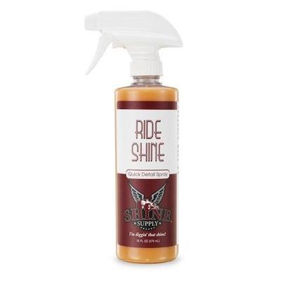Shine Supply Ride Shine Quick Detail Spray - 16 oz