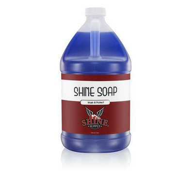 Shine Supply Shine Soap Vehicle Shampoo - Gallon