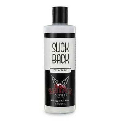 Shine Supply Slick Back Primer Polish - 16 oz