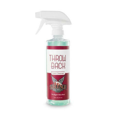 Shine Supply Throw Back Paint Cleaner - 16 oz