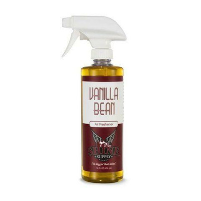 Shine Supply Vanilla Bean Air Freshener - 16 oz