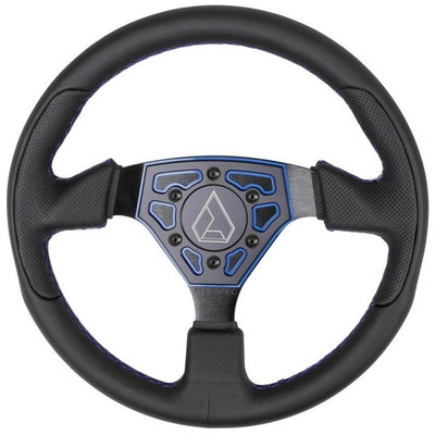 Assault Industries Tomahawk V2 Steering Wheel Blue 100005SW0402