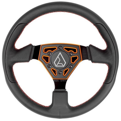 Assault Industries Tomahawk V2 Steering Wheel Orange 100005SW0407