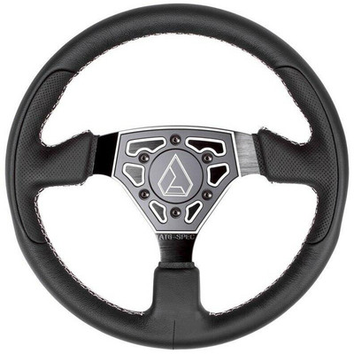 Assault Industries Tomahawk V2 Steering Wheel White 100005SW0406