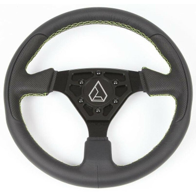 Assault Industries Tomahawk V2 Steering Wheel Lime 100005SW0404