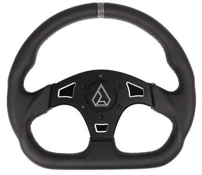 Assault Industries Ballistic D V2 UTV Steering Wheel White 100005SW0806